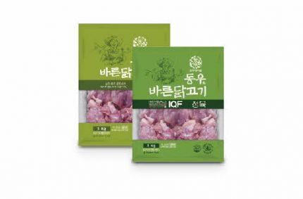 동우바른닭고기 다리살(정육)[IQF, 일반냉동]