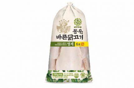 동우 바른닭고기 삼계탕용 영계