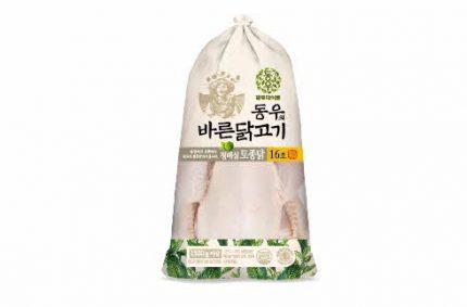 동우 바른닭고기 청매실 토종닭