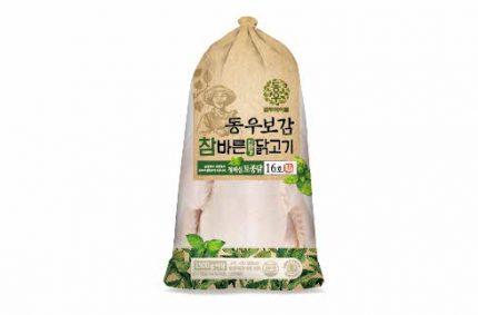 동우보감 참바른닭고기 청매실 토종닭