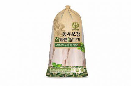 동우보감 참바른닭고기 두마리 생닭
