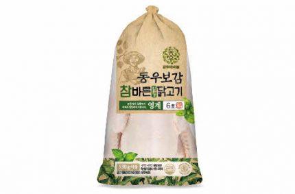 동우보감 참바른닭고기 삼계탕용 영계