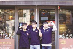상생파트너, 다사랑치킨 서울 직영점 3인방의 새해 출사표